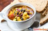 Emily's Butternut Squash and Black Bean Chili (vegan)