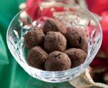 Bulked Up Peppermint Espresso Truffles