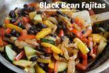 Black bean fajita mix