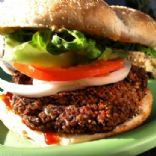 Easy 5-Ingredient Quinoa Black Bean Veggie Burgers
