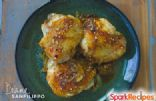 Hot & Sweet Ginger Garlic Chicken