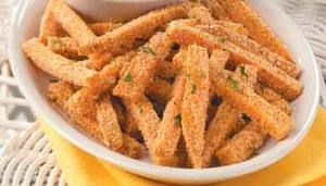 Parmesan Sweet Potato Fries (Trillium1204)