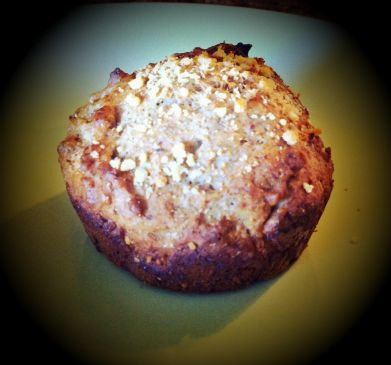 Vanessa's Yummy Honey Flax Seed Muffins