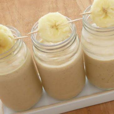 Peanut Butter Banana Smoothie Recipe