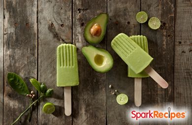 Healthy Green Power Pops