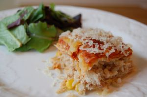 Chicken Enchiladas (100DaysOfRealFood.com)