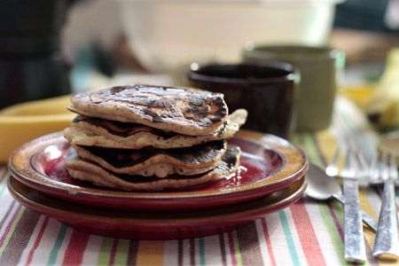 Easy Five Minute Pancake