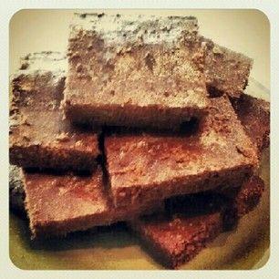 Fudgey Protein Brownies