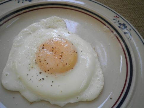 The Perfect Fried Egg Recipe | SparkRecipes
