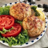 crab cakes (Old Bay )