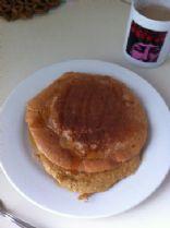 Oat-Nana Pancakes