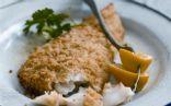 Parmesan Baked Alaska Cod
