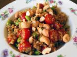 Vegan Protein Pilaf