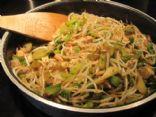 Turkey & Bean Sprouts Stir Fry