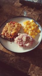 Esset's Quick Vegetarian Meatloaf