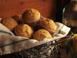 Honey Olive Oil Muffins