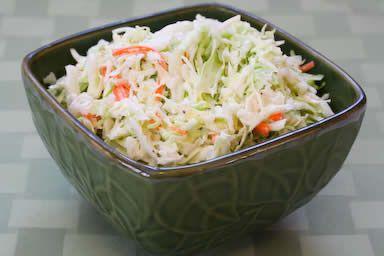 Dole® Classic Coleslaw prepared