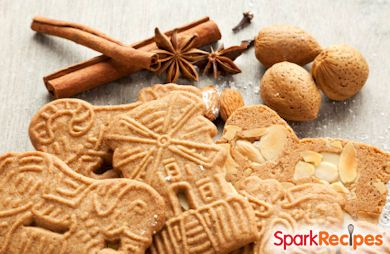 Speculaas (Speculoos) Cookies