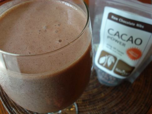Raw Cacao Power Smoothie