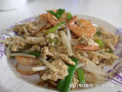 Shrimp Egg Foo Yoong
