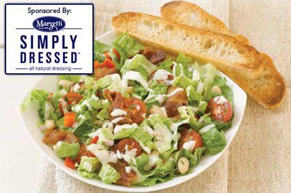 Simply Dressed� White Bean Salad