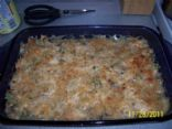 Turkey Vegetable Casserole