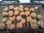 Baked Panko Shrimp