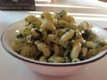 Creamy Artichoke & Spinach Pasta