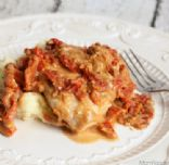 Chicken in Rich & Creamy Sun Dried Tomato Gravy