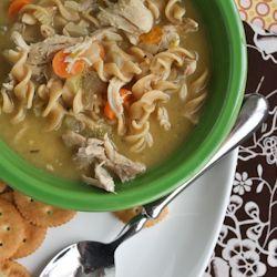 Quick-en Noodle Soup
