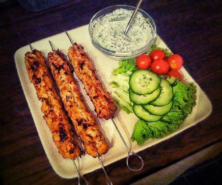 Extra Lean Turkey Kebabs (On Skewers) (High Protein/Low Fat)