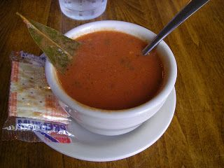 Tomato Basil Cheese Soup (whole batch)