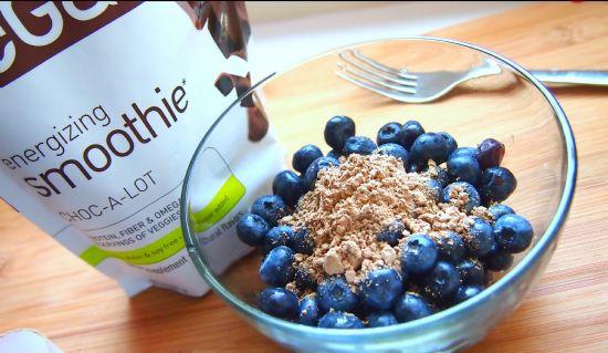 Protein Blueberries (Chocolate)