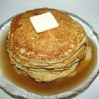 Pancakes, Buttermilk Oatmeal