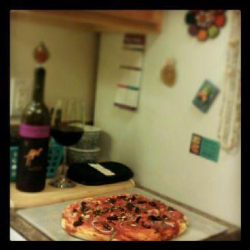 Tomato Pizza Pie