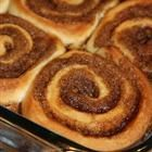 Whole Wheat Cinnamon Rolls, 90 minute