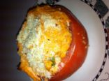 Creamy Salmon Stuffed Tomatoes