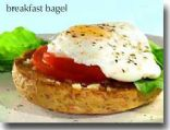 WHF Breakfast Bagel