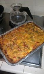Mexican Lasagna Bake