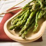 Asparagus - Microwaved