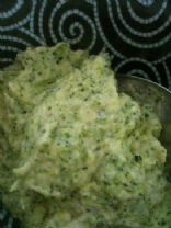 Broccoli Cauliflower Mash