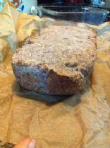 Sesame Almond Coconut Loaf