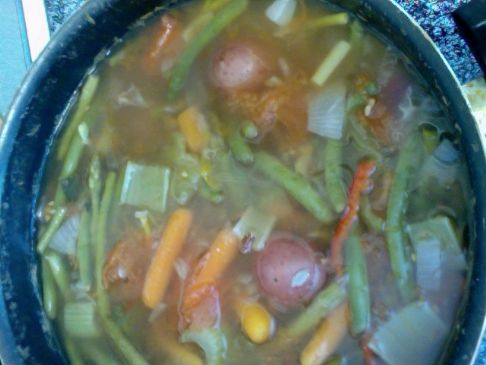 Janice Delk Vegetarian Soup
