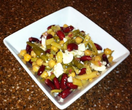 8s Bean & Cauliflower Salad