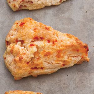 Pimento cheese scones