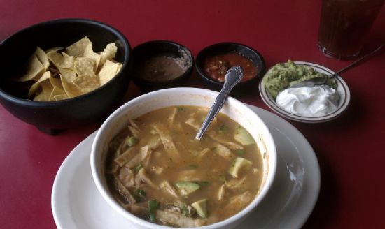 BrentRWood's Chicken Tortilla Soup