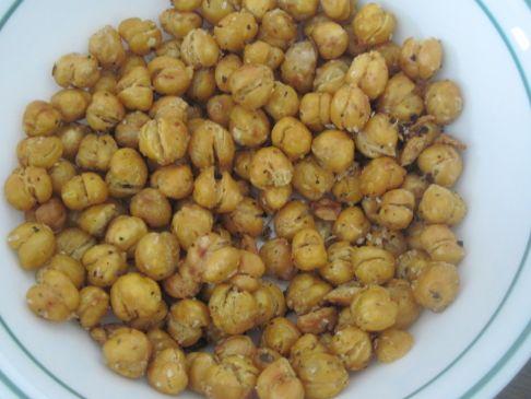 Roasted Garbanzo Beans/Chicken Grill Seasoning (skinless)