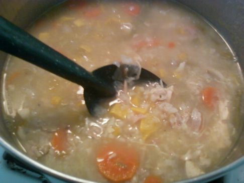 Luna's Surprise Soup