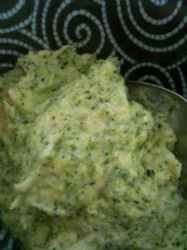 Broccoli Cauliflower Mash