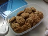 Vanishing Oatmeal Raisin Cookies by Judy